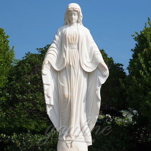 New Design Religious Virgin Mary Church Statues for Wholesales