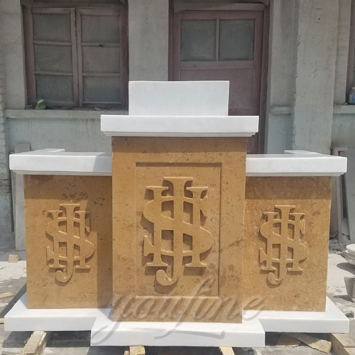 New Design Christian Religious pulpit for church